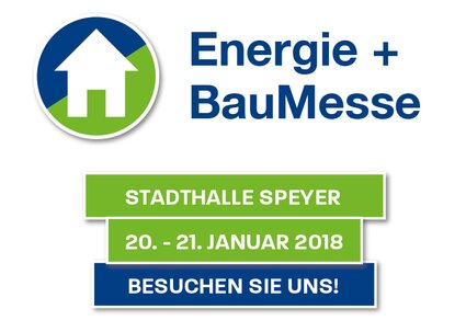Energie + Bau Messe in Speyer