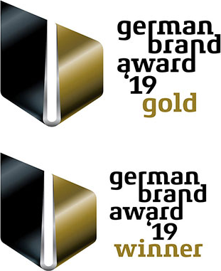 Logo German Brand Award 2019