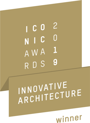 Logo Iconic Architecture Innovative Award 2019