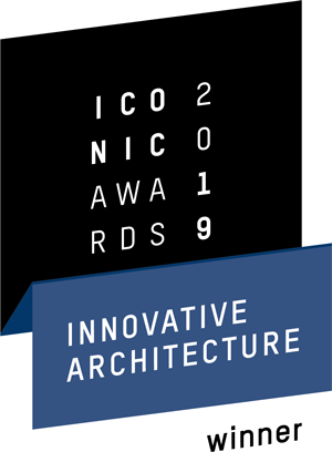 Logo Iconic Award Innovative Architecture 2019
